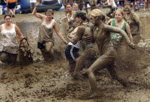 I'm pretty sure this is what the trail run will be like...