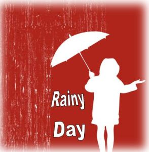 random-clip-art-rainy-day-red-background